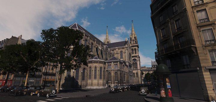 Церковь Сен-Амбруаз