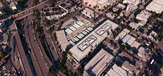 Автовокзал в Санта-Монике