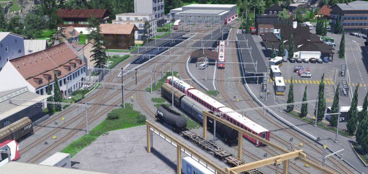 Горный вокзал